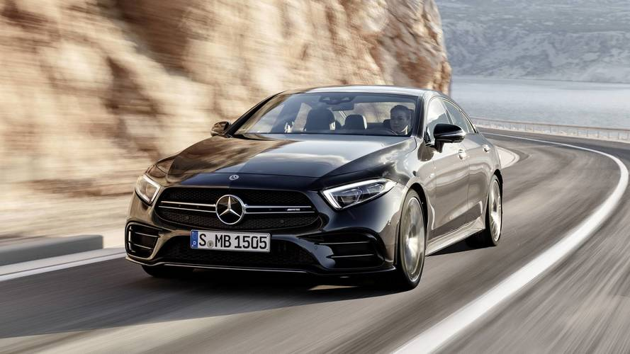 Mercedes-AMG CLS 53 2019, una de las sorpresas del salón de Detroit