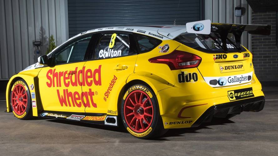Ford Focus RS, 2018'de BTCC'ye katılacak