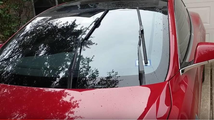 Tesla Auto Wipers Use Neural Net/Computers To Sense Rain, Not Sensors