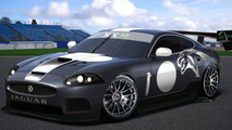 Jaguar XKR GT3 by Apex Motorsport Revealed