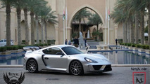 Porsche Cayman Alpha 1 Concept by Royal Customs
