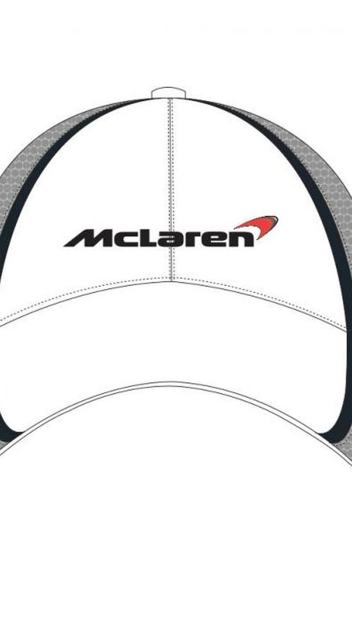 McLaren 2014 teamwear cap