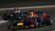 Sebastian Vettel (GER) Red Bull Racing RB10