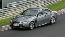 BMW M3 Coupe Cabriolet Spy Photos