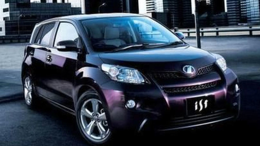 New Toyota 'Ist' Released in Japan