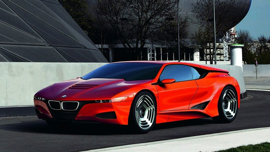 BMW M wants a supercar but their resources are limited