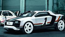 Audi Intelligent Emotion future mobility concept study by Fabian Weinert