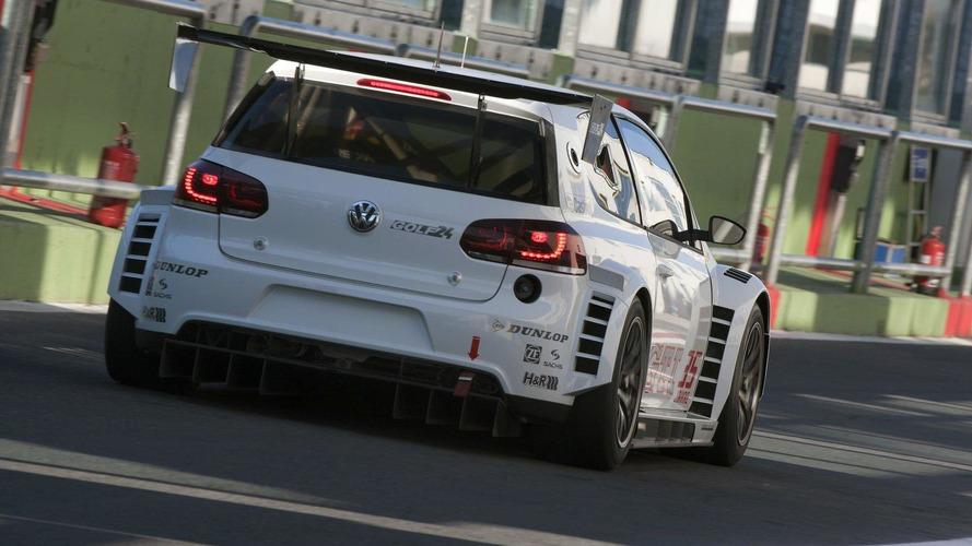 Volkswagen Golf24 revealed as Nürburgring 24 Hours contender