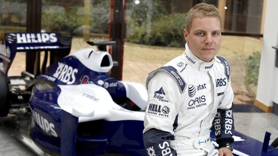 Williams tester Bottas eyes F1 debut in 2012