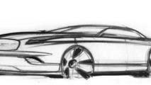 Jaguar B99 concept by Bertone - 2.3.2011