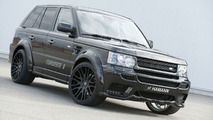Hamann Conqueror II based on Range Rover Sport 05.03.2010