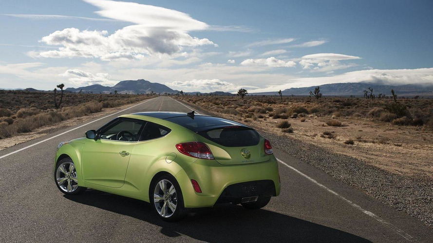 Hyundai Veloster to spawn five-door variant - report