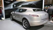 Aston Martin still confident in Lagonda revival