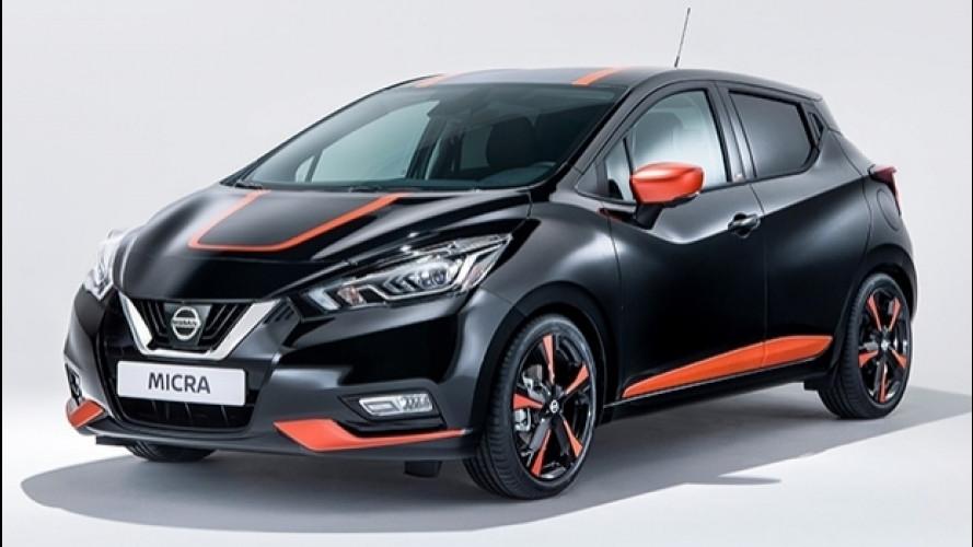 Nissan Micra Bose Personal Edition, per chi ama la musica