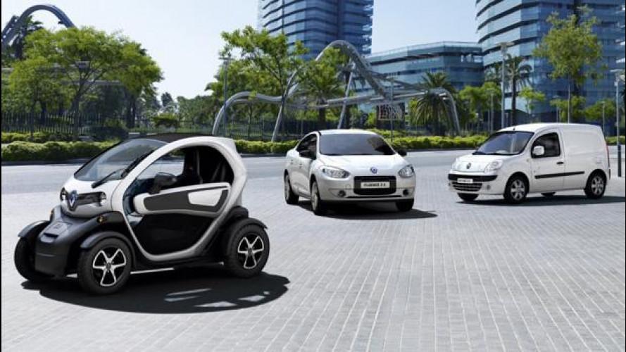 Roma: più auto elettriche, meno rischi per la salute