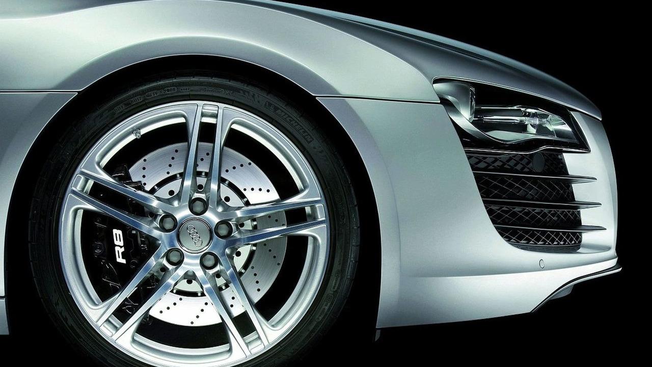Audi R 8 in V10 next
