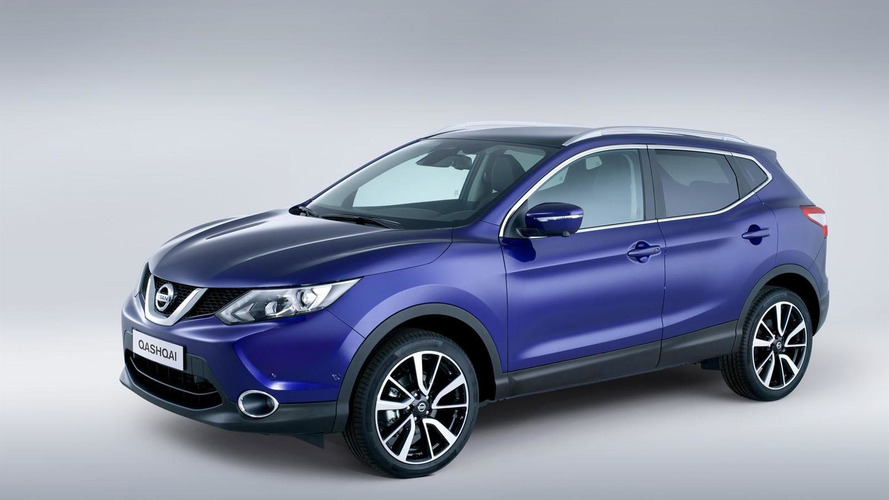 Nissan Qashqai ProPilot autonomous vehicle to be built in the UK starting 2017