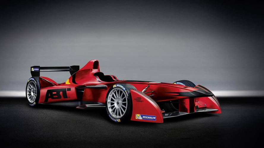 Abt Sportsline announces Formula E participation