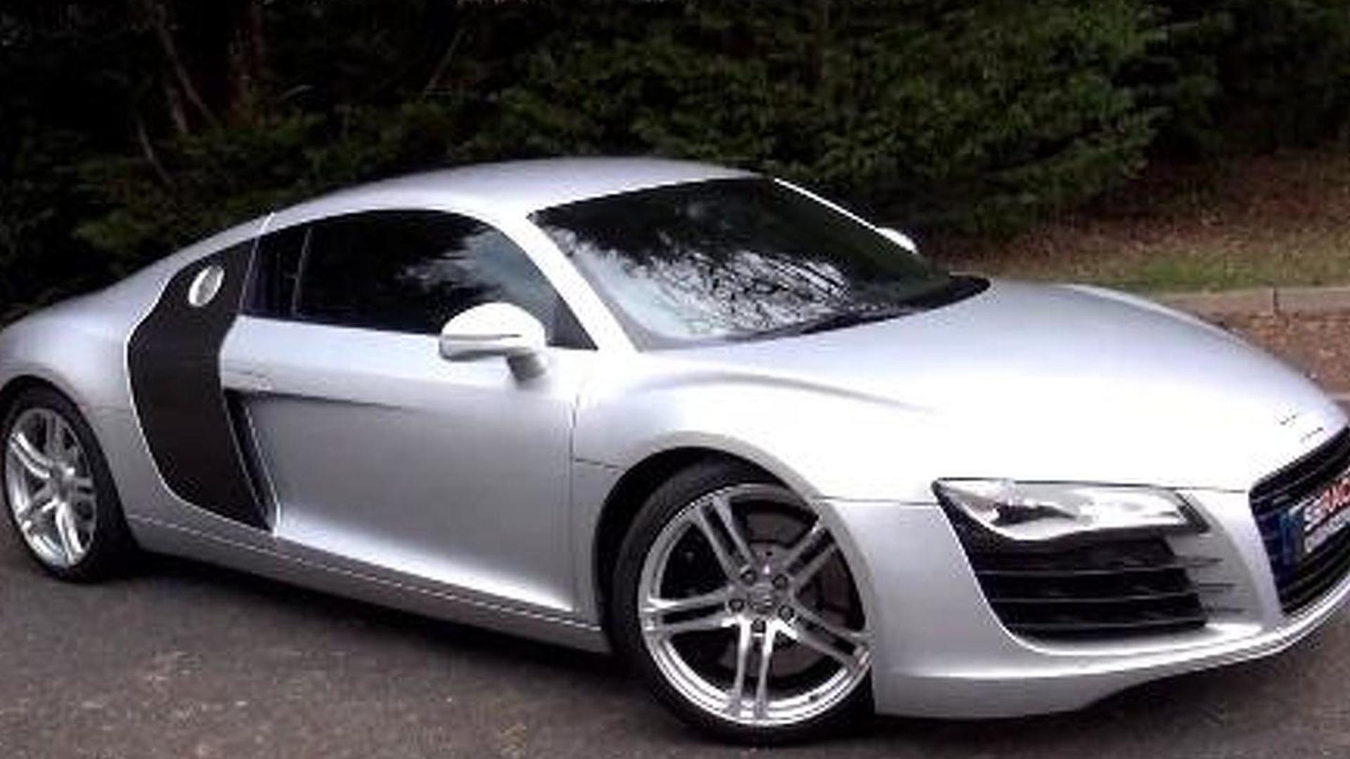 Youtuber Buys Audi Thanks To Supercars Of London Videos Video