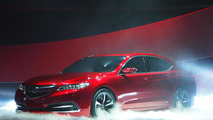 Acura TLX prototype revealed, previews the 2015 production model