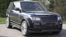 2013 Range Rover Vogue by Mansory 08.07.2013