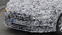 Audi A7 facelift spy photo 12.12.2013