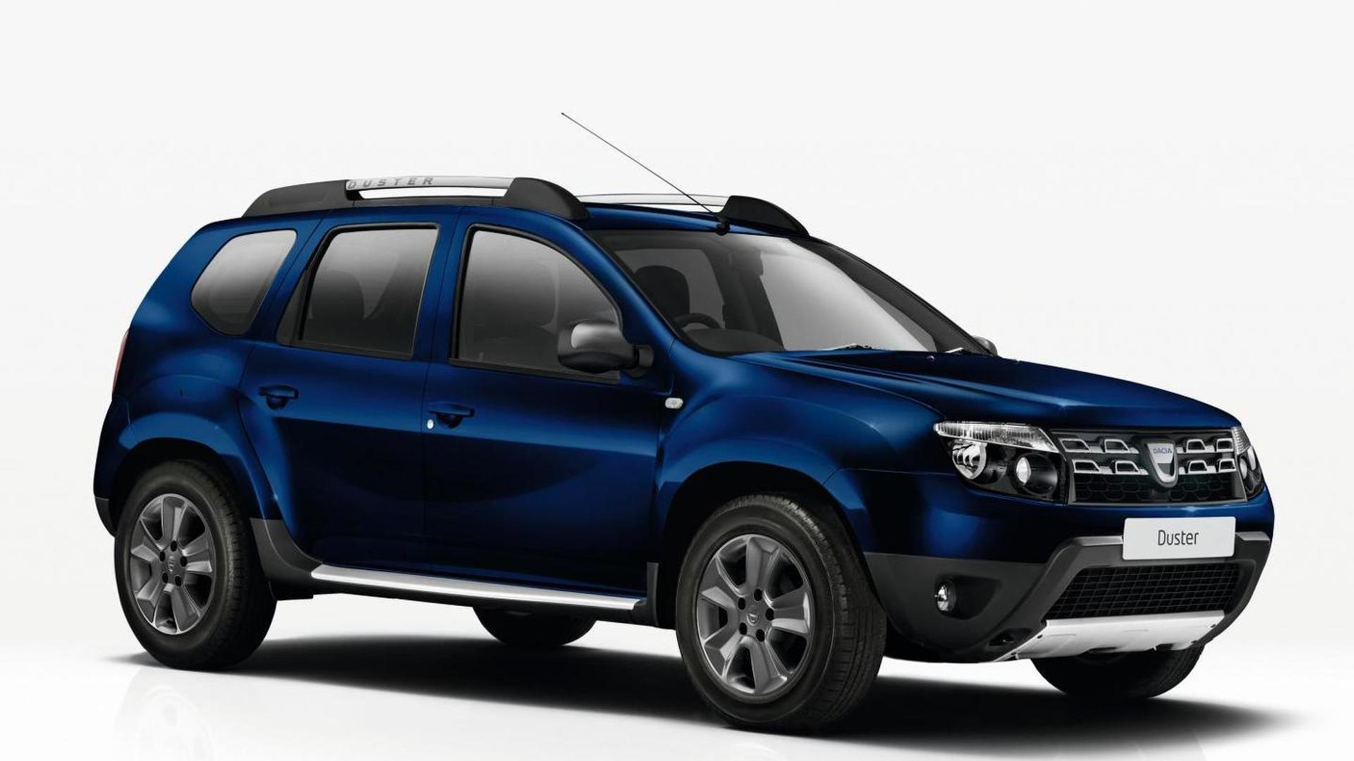new dacia duster in 2017 sandero logan facelift due this fall. Black Bedroom Furniture Sets. Home Design Ideas