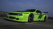 Dodge Challenger SRT Trans Am race car