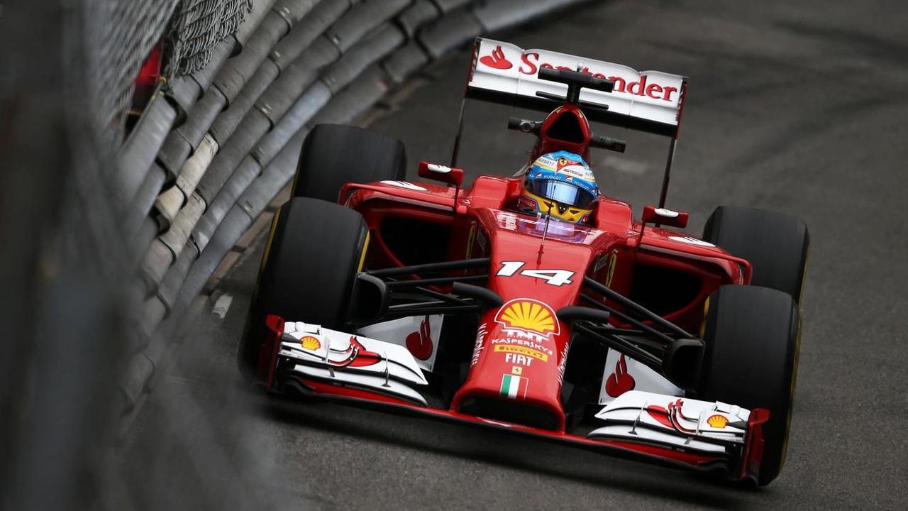 Fernando Alonso (ESP), 22.05.2014, Monaco Grand Prix, Monte Carlo / XPB