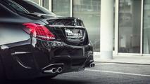 Lorinser tunes the Mercedes C400 4MATIC