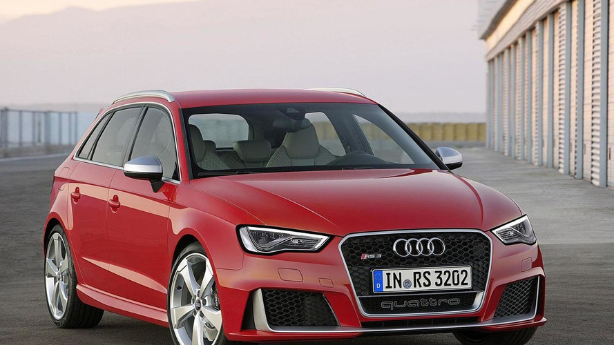 Audi says next generation of batteries could be installed in a hybrid RS model