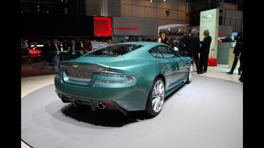 Aston Martin al Salone di Ginevra