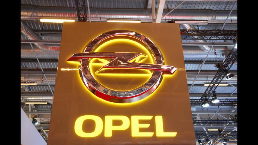 Opel al Salone di Parigi 2008