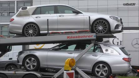 İlginç Mercedes GLS ve E-Serisi SW prototipleri ne anlatıyor?