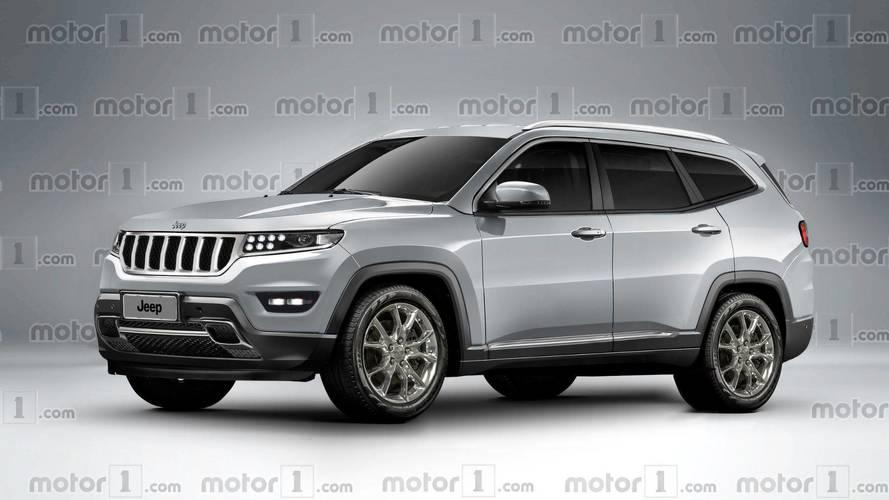 Jeep Grand Wagoneer beklenenden daha lüks olabilir