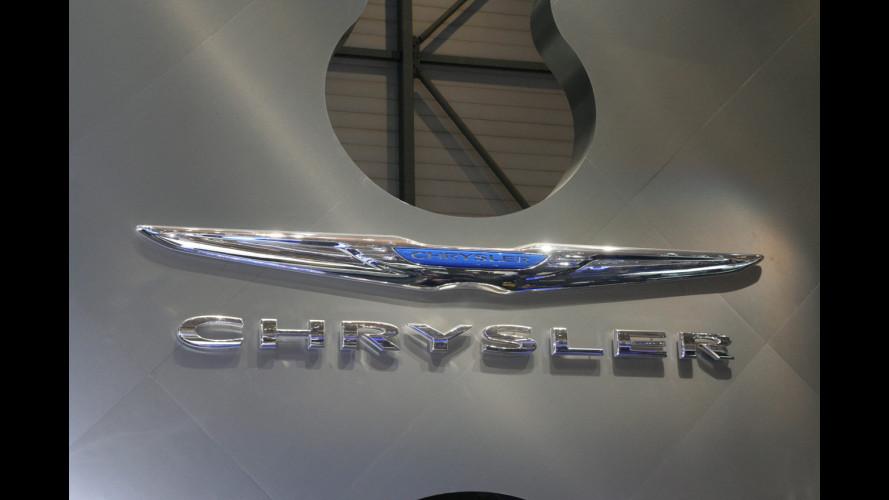 Chrysler al Salone di Ginevra 2010