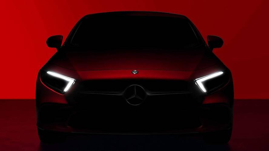 Mercedes-AMG CLS 53 2018: confirmado... para el salón de Detroit