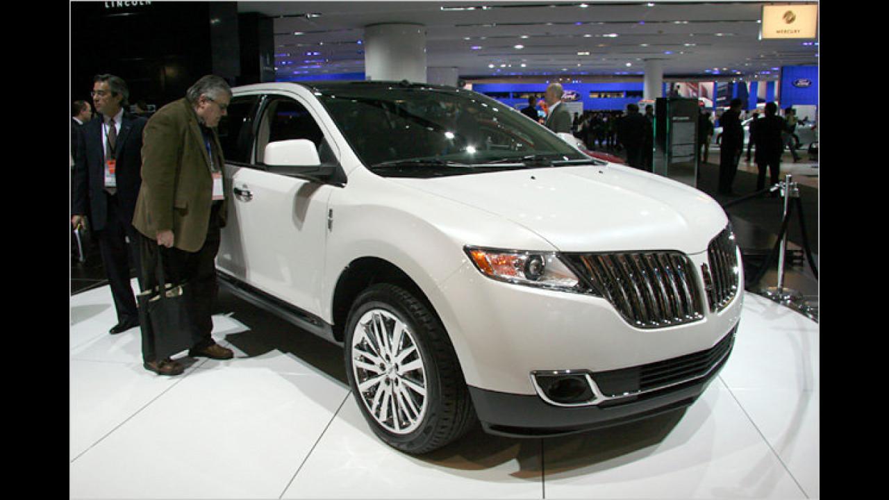 Edel-SUV neu: Lincoln MKX