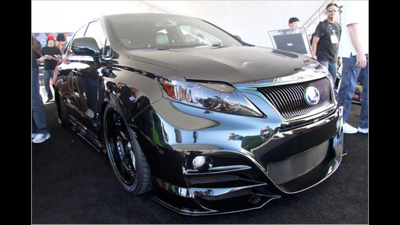 Lexus RX 450h Hybrid