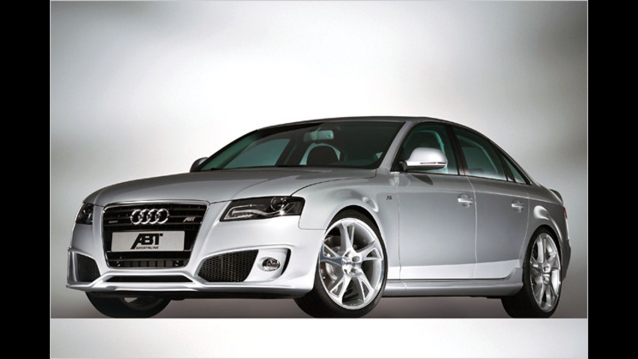 Audi AS4 von Abt