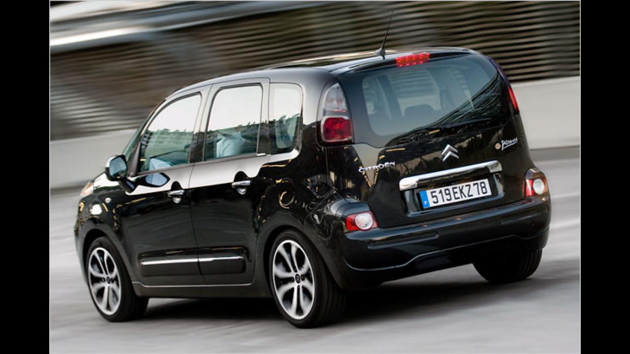 Der Einstiegspreis für den Minivan liegt bei 14.900 Euro