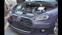 Hyundai Veloster Turbo é flagrado na Califórnia - Versão terá 208 cv de potência