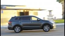 Hyundai Santa Fe LWB substitui Veracruz nos Estados Unidos com preços a partir de US$ 28.350