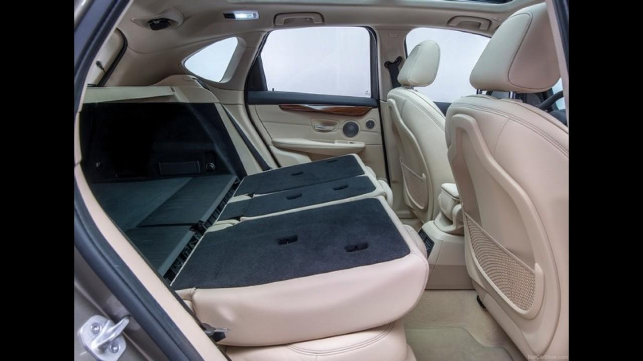 BMW Série 2 Active Tourer chega ao Brasil em versão única por R$ 178.950