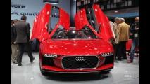 Audi Nanuk Concept inspira esboço de futuro R8 2015