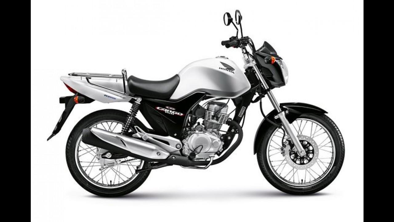 Honda CG Cargo 2014 ganha novas versões e tem preço inicial de R$ 5.500