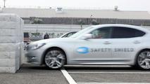 Nissan / Infiniti safety technologies - 13.10.2011