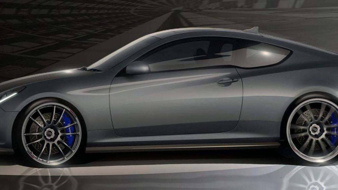 Hyundai Genesis Hurricane SC Coupe - 13.10.2011