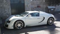 Bugatti Veyron 16.4 Grand Sport Super Sport spied 29.08.2011