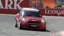 MINI Cooper S at Team Australia Speed Comparisons